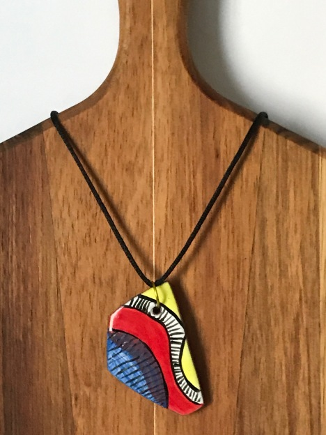 ceramic pendants - 4